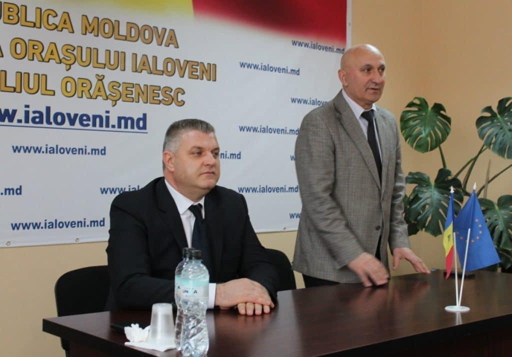 Pistol Gheorghe - Primarul Orasului Buftea