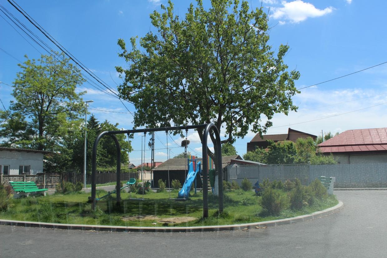Dupa - Parc I.C. Bratianu