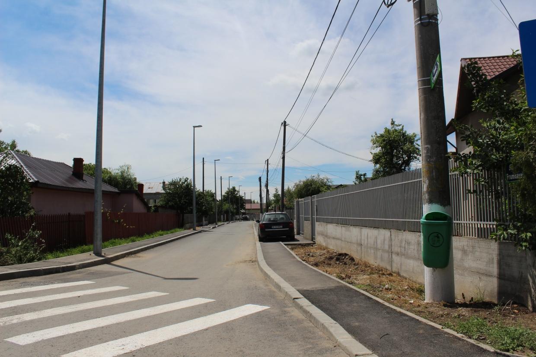 Strada Frumoasei - Dupa