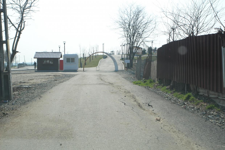 Strada Panselelor - Inainte