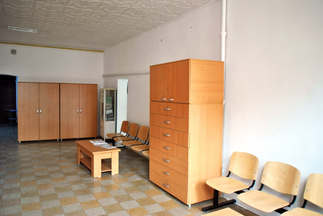 Interior Dispensar