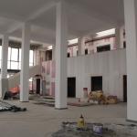 Piata Centrala Buftea - Constructie