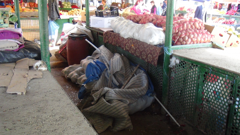 Piata Centrala Buftea - Inainte